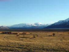 Estancia en Patagonie argentine