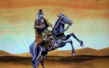 Antonio Rivero le gaucho des Malouines