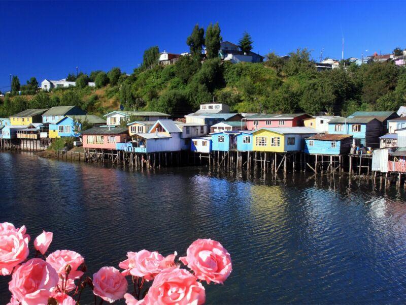 Chiloé île des Mapuches