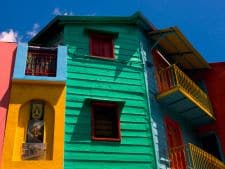 La Boca Buenos Aires Argentine