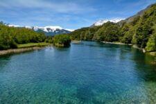 Lago en San Carlos de Bariloche