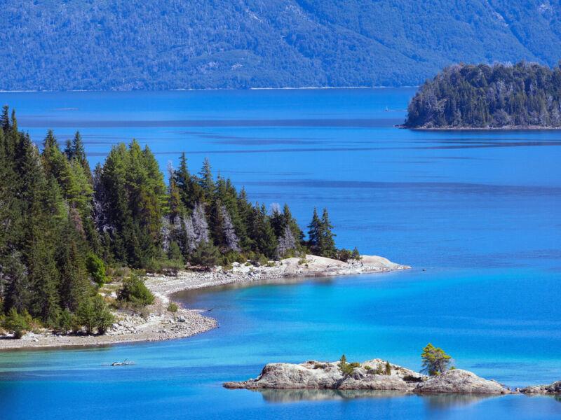 Le lac Nahuel Huapi en Patagonie Argentine : entre nature, légendes, Histoire