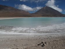 Laguna Verde Licancabur