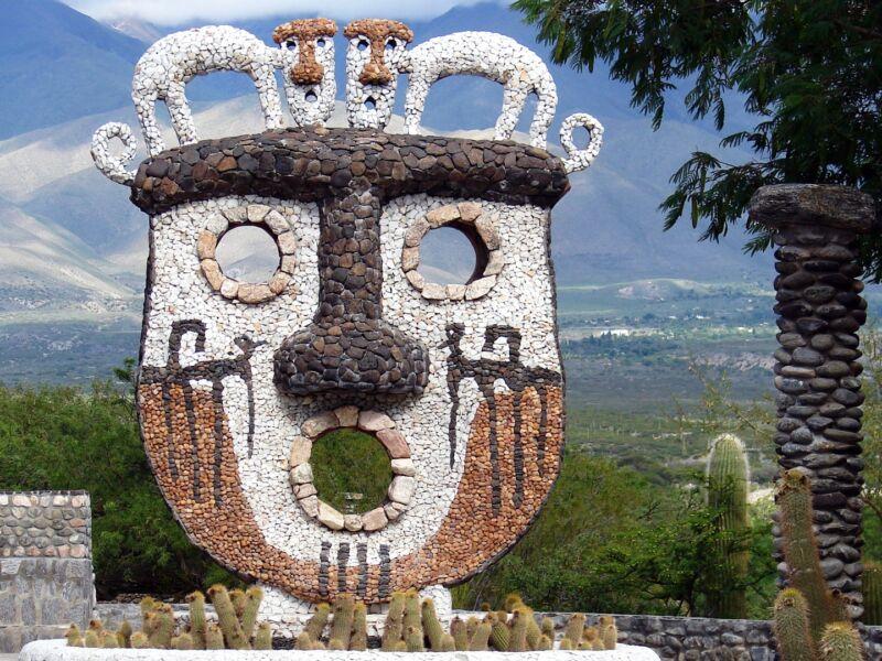 La Pachamama à Tucuman en Argentine