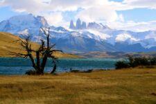 Les lacs en hiver du Parc Torres del Paine