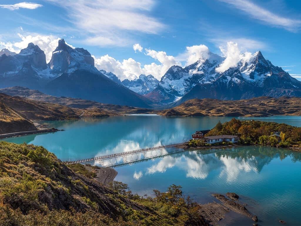 Le parc national Torres del Paine est la pépite naturelle du Chili