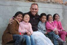 Rencontres en Argentine et au Chili