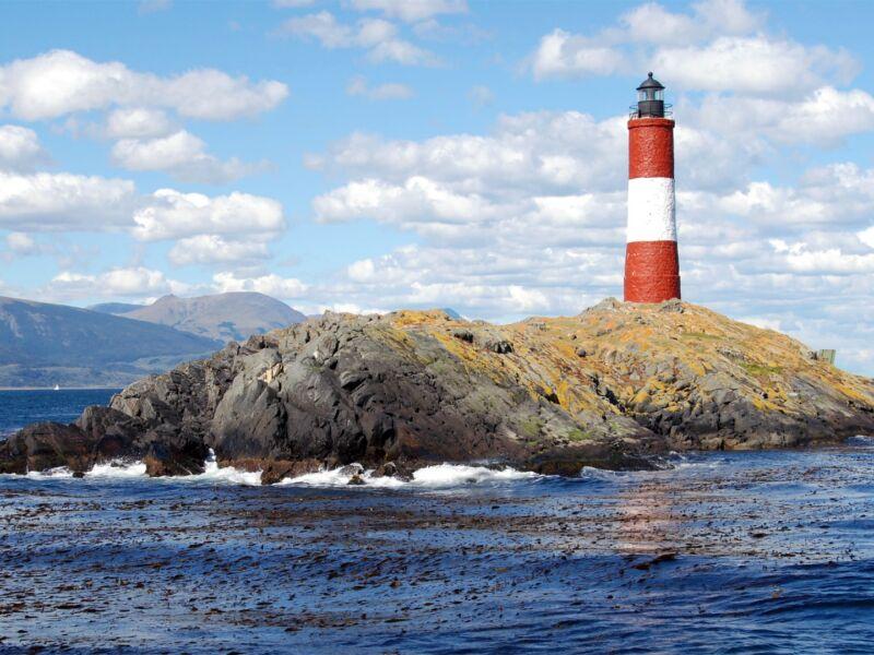 Aller à Ushuaïa, phare du bout du monde