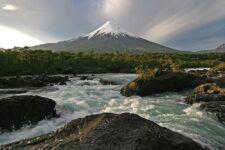 Volcan Patagonie