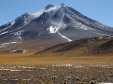 Volcan Licancabur dans la région Atacama