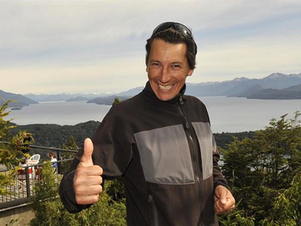 Maximo est guide en Patagonie argentine