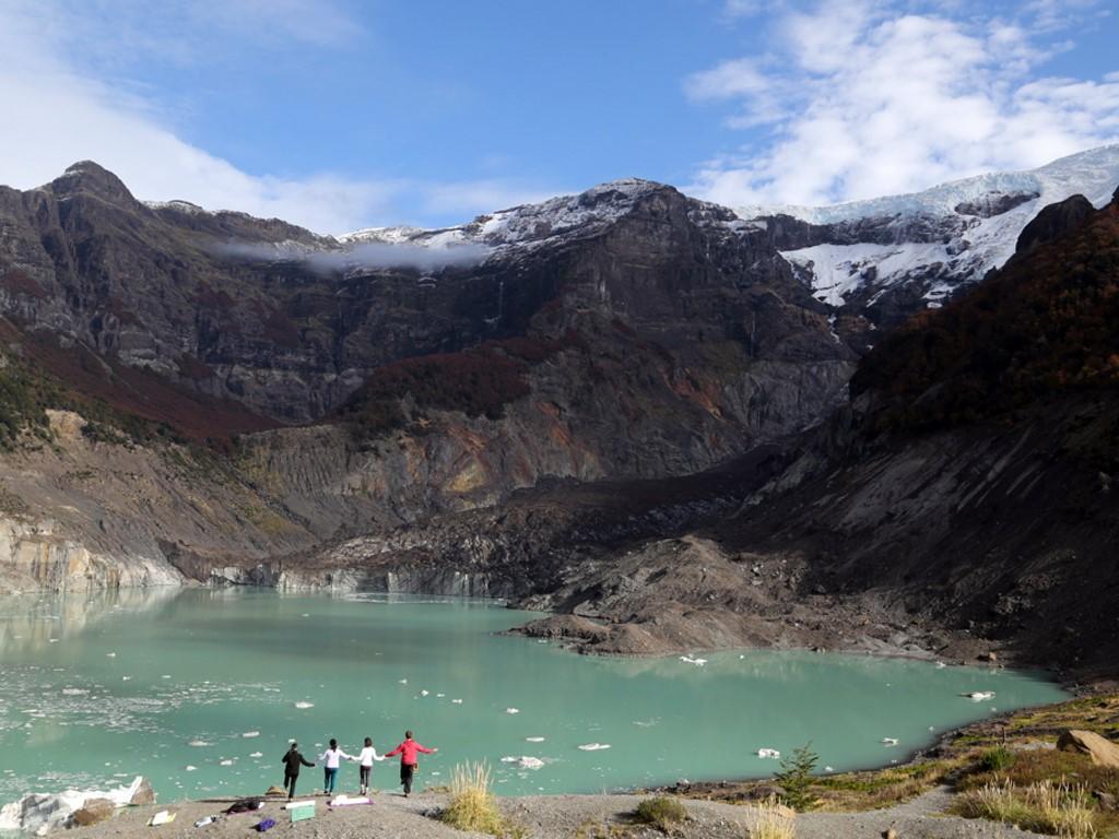 Méditation et Yoga en Patagonie argentine