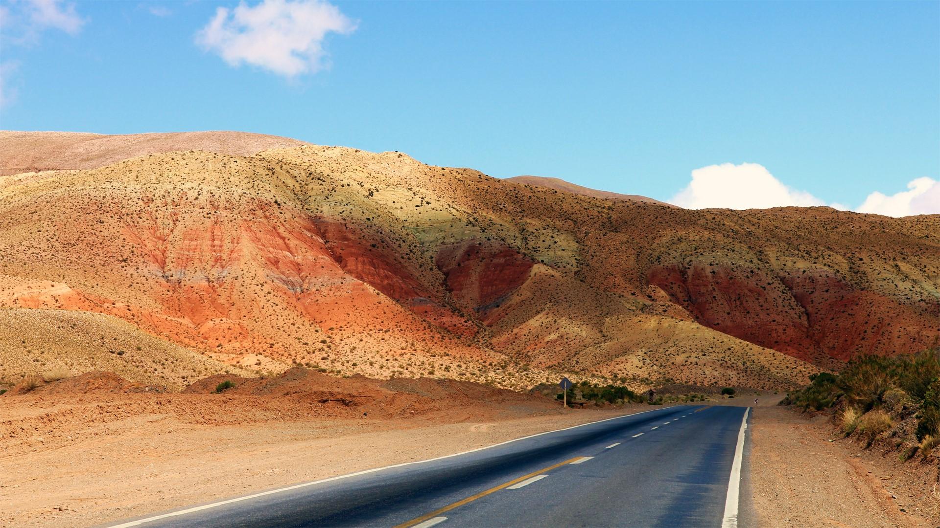 Route du Nord Ouest Argentine