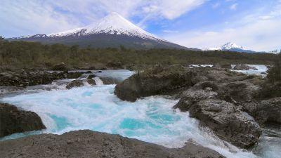 Norte de la Patagonia chilena