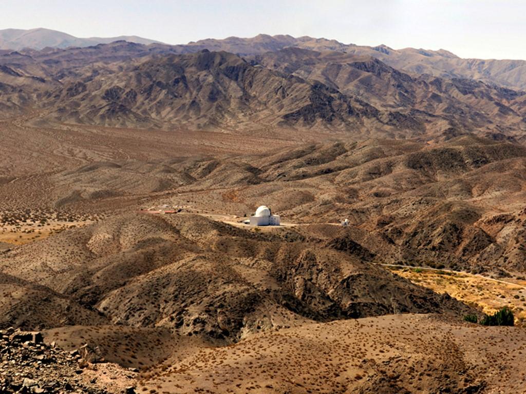 Observatoire El Leoncito de San Juan en Argentine