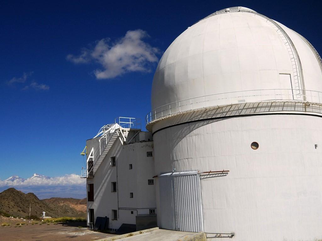 Observatoire astronomique El Leoncito à San Juan Argentine