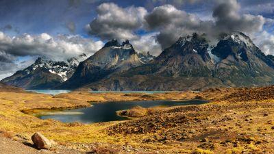 Sur de la Patagonia chilena