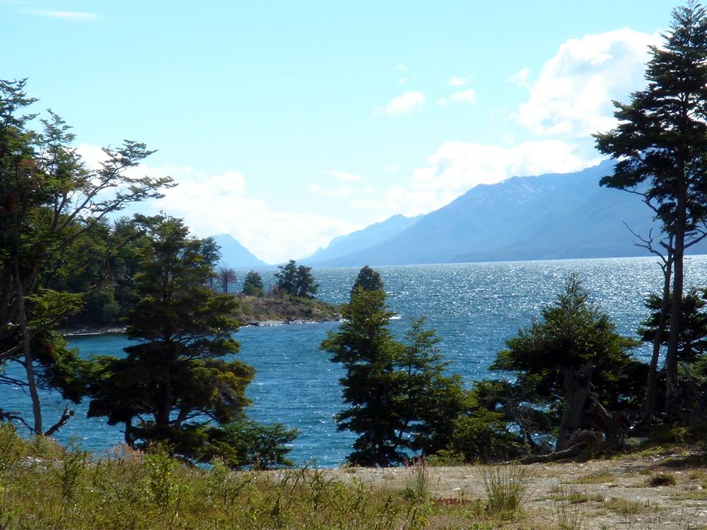 Lugares de pesca en Tierra del Fuego