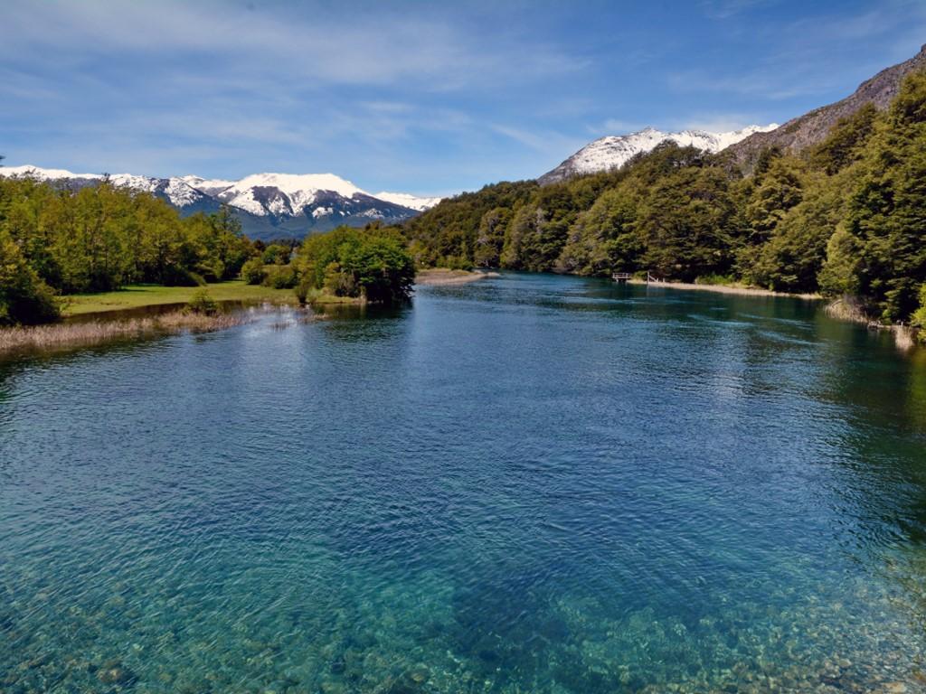 La pêche dans les lacs et rivières de Patagonie