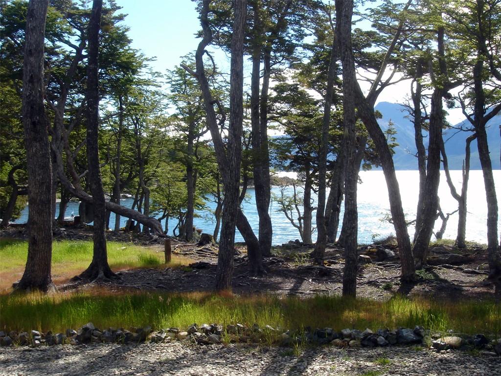 Pêche en lacs et rivières de la Terre de Feu
