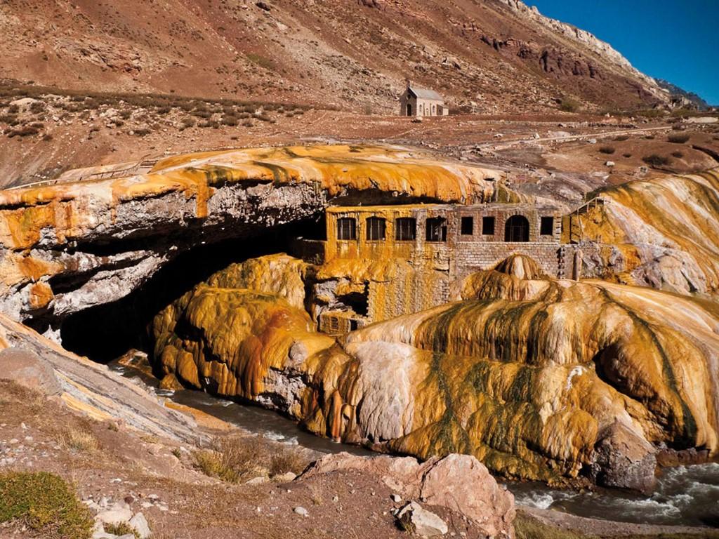 Pont Inca en Argentine