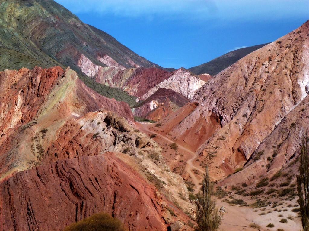 Quebrada de Humahuaca Los Calchaquies