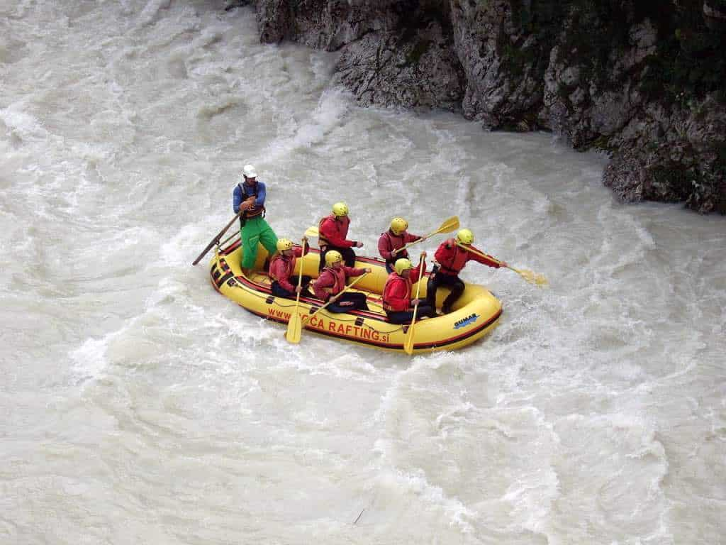 Rafting au Nord ouest Argentin