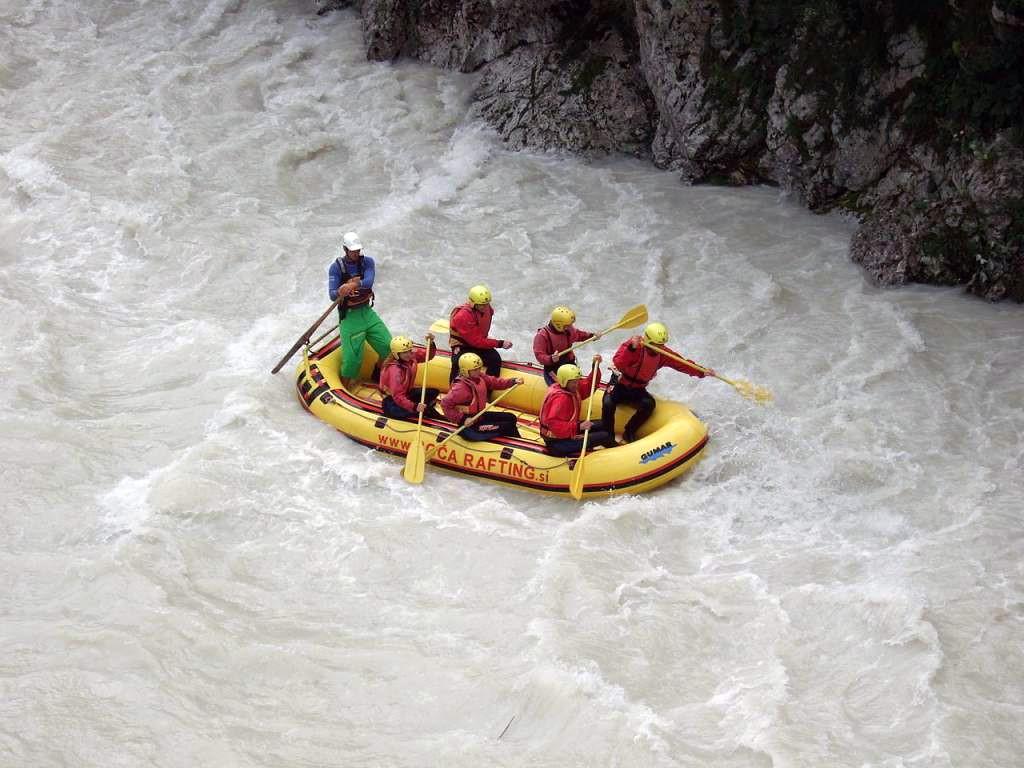 Rafting al Noroeste Argentino