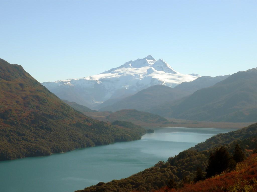 Randonner autour des lacs en Patagonie argentine