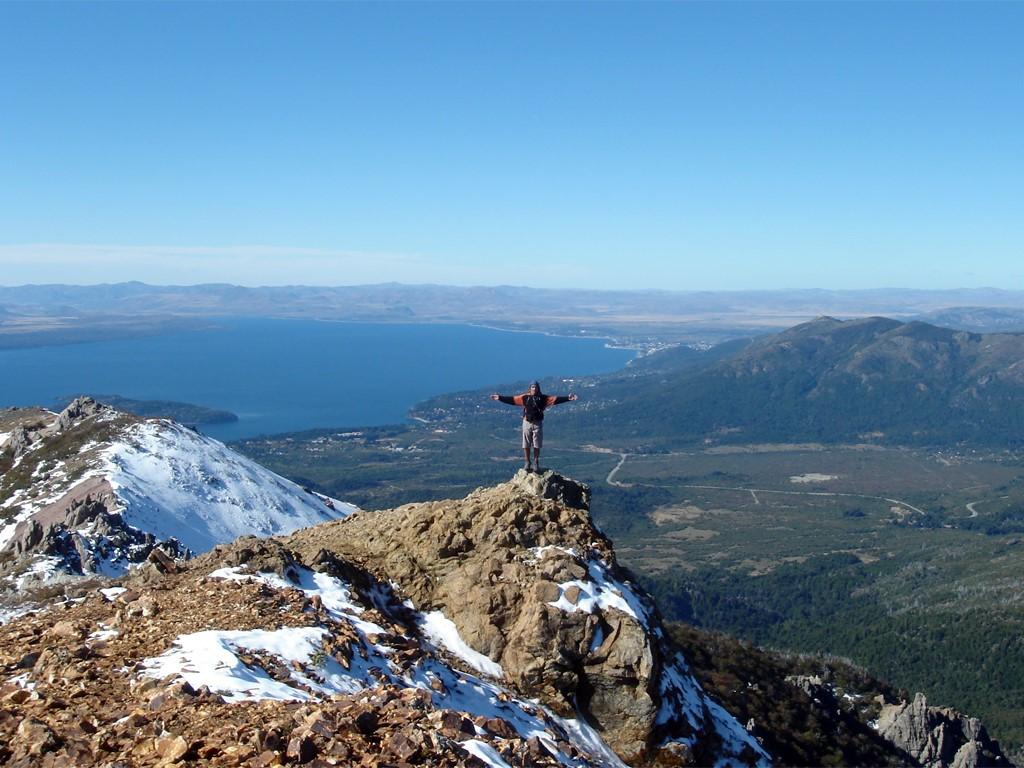 Randonnées sur Cerro Bella Vista à Bariloche