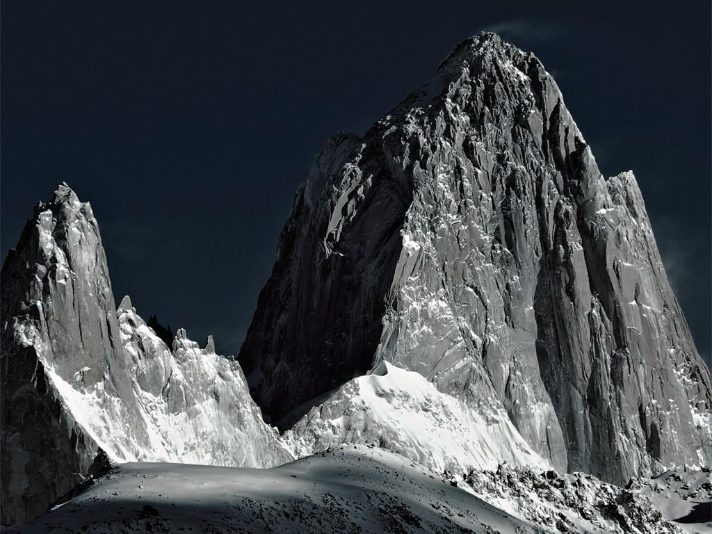 Le Fitz Roy et Cerro Torre