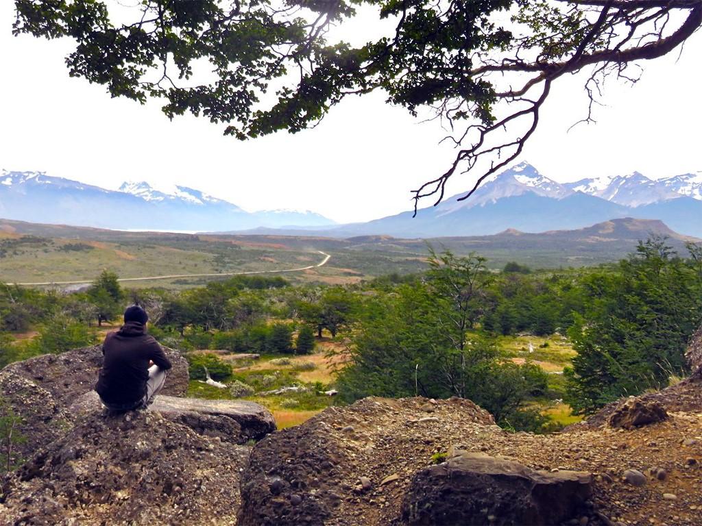 Vue sur Ushuaïa