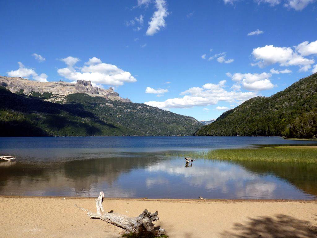 Les lacs de Patagonie en VTT