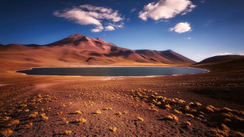 Atacama, Désert d'Atacama et le grand Nord du Chili