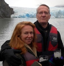 Marie-Josèphe de Gualy et Jean Robert Vaux au Chili et en Argentine