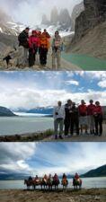 Le groupe Lallemand (x7) au Sud de la Patagonie