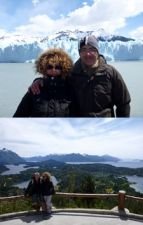 Michèle et Michel Jourdan en Argentine