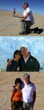 Nicole et Didier Villatte en Argentine