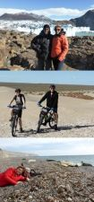 Corinne et Gilles Villequey en Patagonie