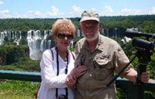 André Lion et Liliane Dimanche en Argentine et au Chili