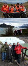 Laurent Cordier et sa famille en Argentine
