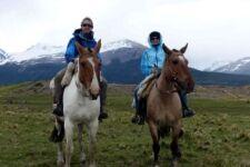 Isabelle Rey et Christian Coudray à Buenos Aires et en Patagonie