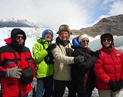 Groupe Josiane Legendre (x5) en Patagonie argentine et chilienne
