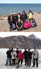 Le groupe Bernard Maget (x8) en Patagonie argentine et chilienne