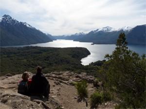 Adeline et Cécile en Patagonie et aux Chutes d'Iguazu
