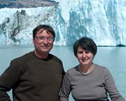 Maryvonne et Didier Lefèvre en Patagonie et Terre de Feu
