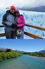 Jean-Pierre et Martine Gillieron, Christina Palazzo et Denis Félix en Patagonie