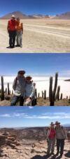 Denise et Jean-Jacques Schmitt en Argentine, en Bolivie et au Chili