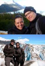 Florence Lion et Thierry Kellner en Argentine