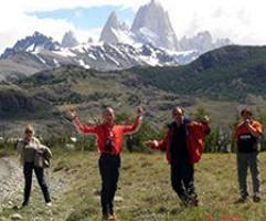 Jean-Luc Levionnois en Argentine et au Chili